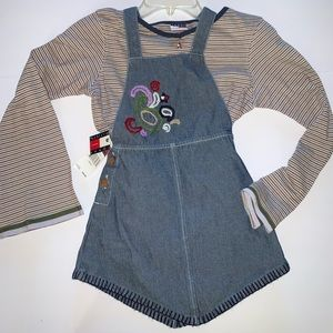 Little girls Tommy Hilfiger outfit